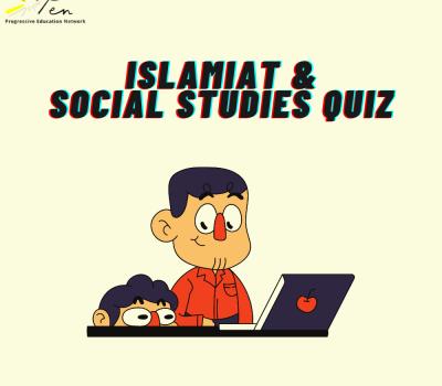 Islamiat Quiz
